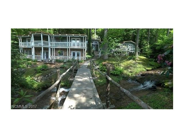 Photo for 391 Johnson Branch Road, Maggie Valley, NC 28751 (MLS # 3332095)