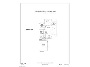 Tiny photo for 6 Windelsham Way #LOT 19, Arden, NC 28704 (MLS # 3281185)