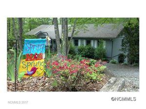 Photo of 48 Oak Ridge Rd, Pisgah Forest, NC 28768 (MLS # NCM578241)