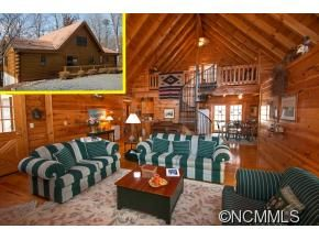Photo of 136 Starling Terrace, Lake Lure, NC 28746 (MLS # NCM578264)