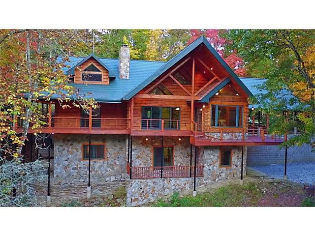 Photo for 6239 Silversteen Road, Lake Toxaway, NC 28747 (MLS # 3219301)