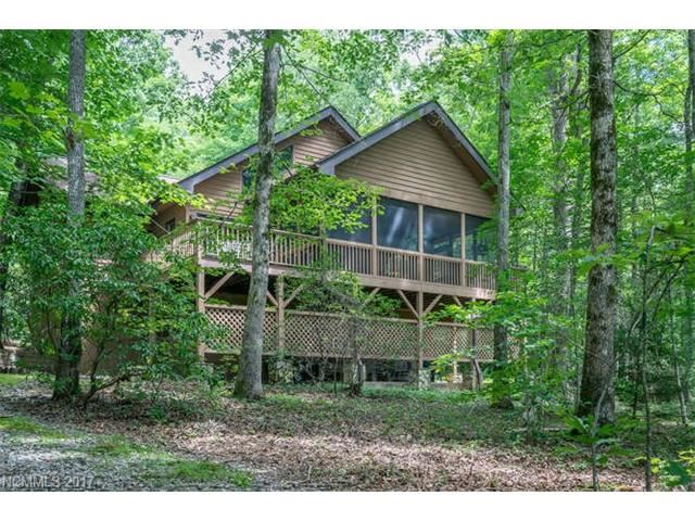 Photo for 662 Cherokee Point, Lake Toxaway, NC 28747 (MLS # 3311322)