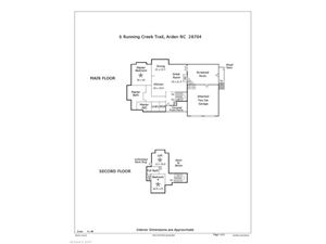 Tiny photo for 6 Running Creek Trail #Lot 7, Arden, NC 28704 (MLS # 3270378)