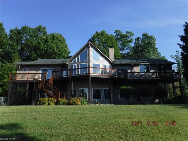 Photo for 535 Sloping Meadow Drive, Mill Spring, NC 28756 (MLS # 3321465)