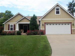 Photo of 221 Oak Apple Lane, Hendersonville, NC 28792 (MLS # 3342472)