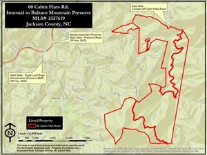 Tiny photo for 00 Cabin Flats Road, Balsam, NC 28707 (MLS # 3327619)