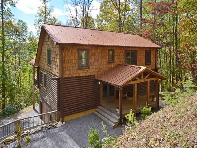 Photo for 281 Grouse Road, Clyde, NC 28721 (MLS # 3331619)