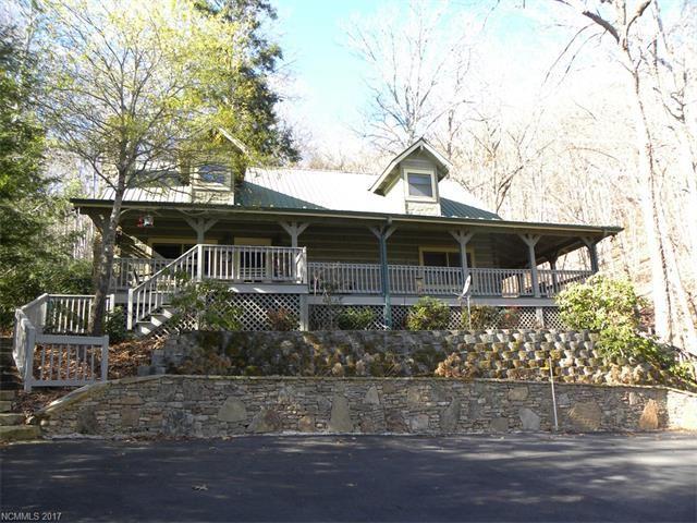Photo for 442 Ginseng Hollow Lane, Waynesville, NC 28786 (MLS # 3342629)