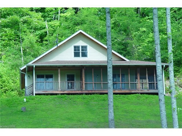 Photo for 1300 Indian Camp Creek Road, Hot Springs, NC 28743 (MLS # 3273636)