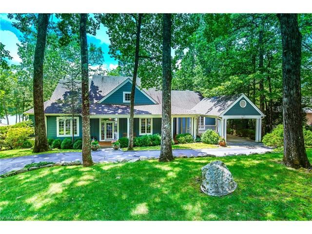 Photo for 2946 West Club Boulevard, Lake Toxaway, NC 28747 (MLS # 3302652)
