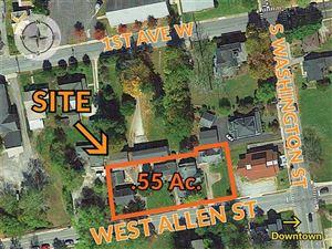 Photo of 315 W Allen Street, Hendersonville, NC 28739 (MLS # 3351701)