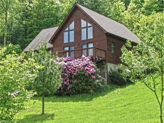 Photo for 601 Indian Camp Creek Road, Hot Springs, NC 28743 (MLS # 3314710)