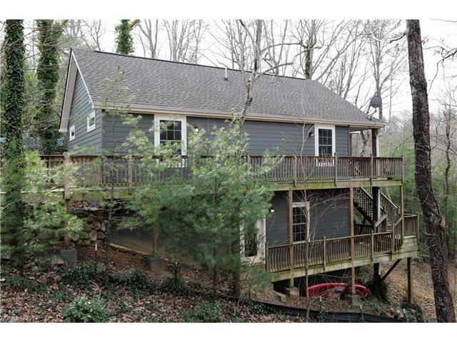 Photo for 219 Picnic Point Road, Lake Lure, NC 28746 (MLS # 3342754)