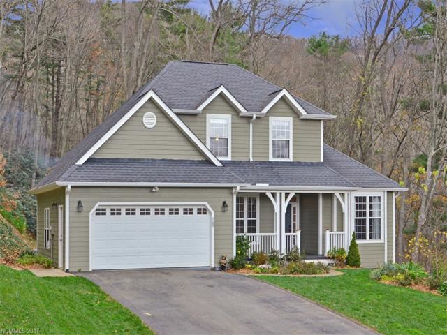 Photo for 48 Huntington Chase Drive, Asheville, NC 28805 (MLS # 3338912)