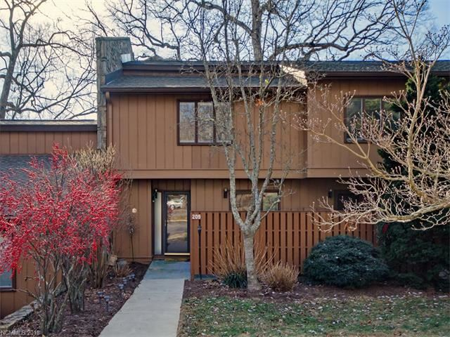 Photo for 209 Crowfields Drive #3, Asheville, NC 28803 (MLS # 3348950)