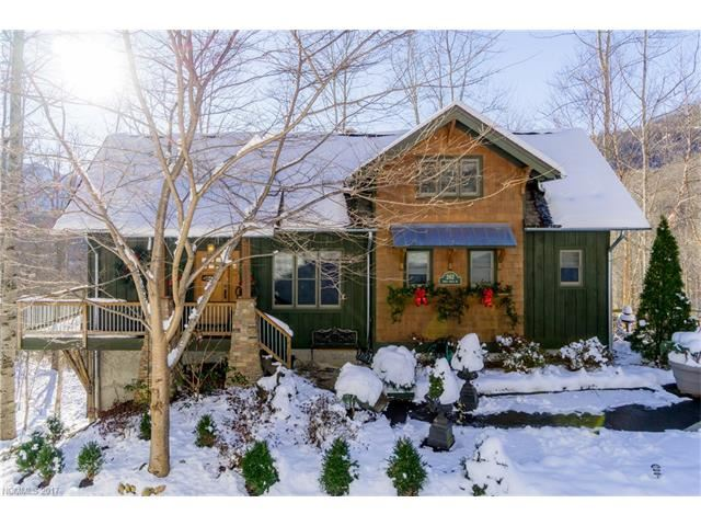 Photo for 262 SWEET BIRCH Drive, Maggie Valley, NC 28751 (MLS # 3343970)
