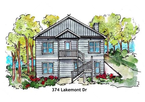 Photo of 374 Lakemont Drive, Westminster, SC 29693 (MLS # 20242946)