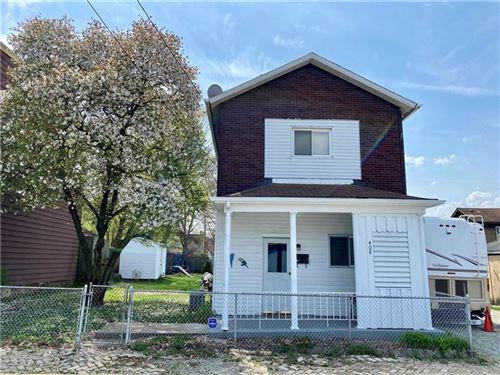 Photo of 408 Erie Street, McKeesport, PA 15132 (MLS # 1494031)