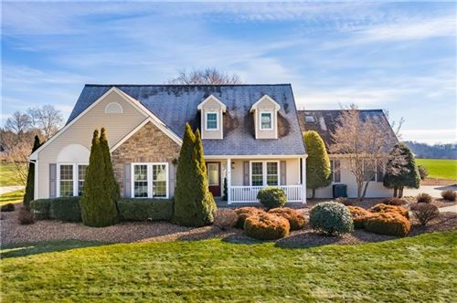 Photo of 109 Donahue Drive, Connoquenessing Township, PA 16053 (MLS # 1482038)