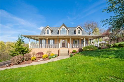 Photo of 2619 Hilltop Rd, Collier Township, PA 15071 (MLS # 1494186)