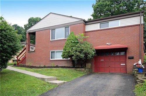Photo of 1152 Sarah Street, Bethel Park, PA 15102 (MLS # 1456221)