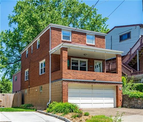 Photo of 6229 Nicholson St, PITTSBURGH, PA 15217 (MLS # 1456228)