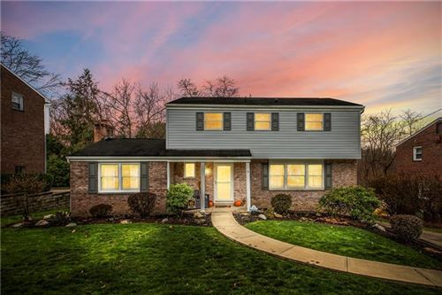 Photo of 105 Briar Crest Dr, Monroeville, PA 15146 (MLS # 1478237)