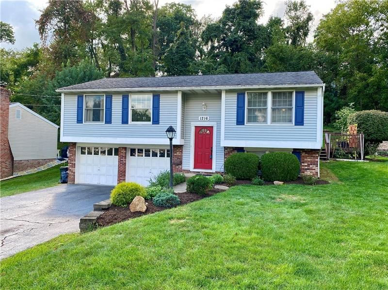 Photo for 1216 Tidewood Dr., Bethel Park, PA 15102 (MLS # 1522364)