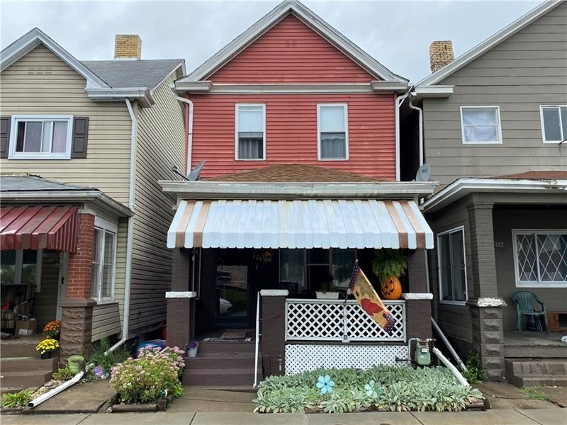 Photo for 324 Kennedy Ave, East Vandergrift, PA 15629 (MLS # 1522408)