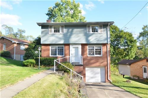 Photo of 135 Lebeau Pike, Pittsburgh, PA 15221 (MLS # 1423444)