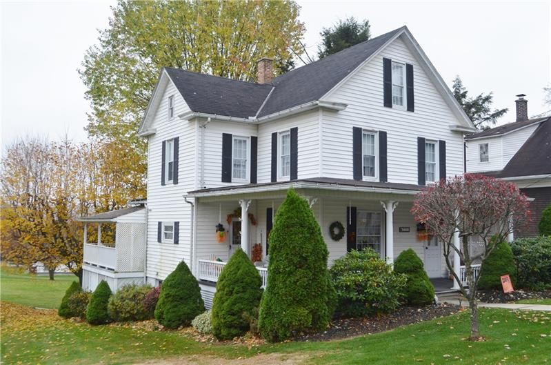 Photo of 233 S Somerset Street, Stoystown, PA 15563 (MLS # 1425615)
