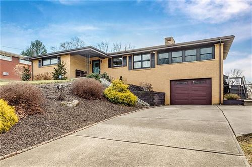 Photo of 110 BAKER RD., Center Township - BEA, PA 15061 (MLS # 1482628)