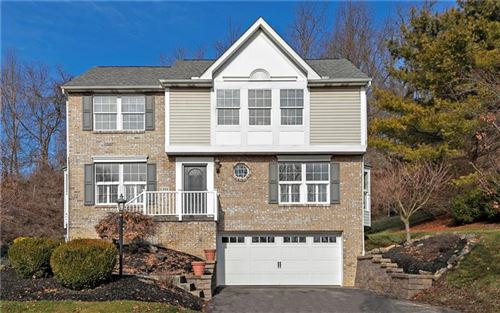 Photo of 101 Pine Creek Dr, Venetia, PA 15367 (MLS # 1436653)