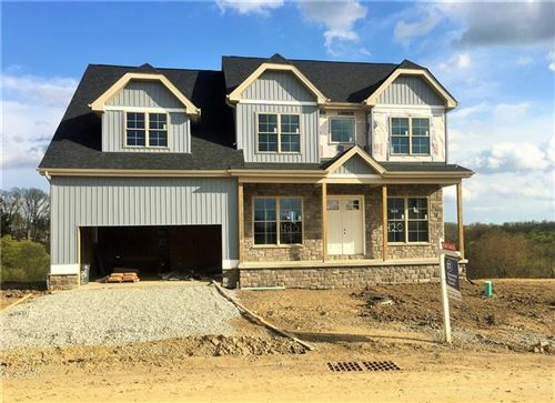 Photo of 420 (LOT 710) BARONS COURT, Peters Township, PA 15367 (MLS # 1482661)