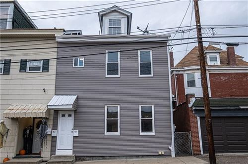Photo of 119 SHERMAN STREET, Pittsburgh, PA 15209 (MLS # 1474849)
