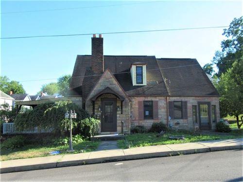 Photo of 603 Washington St, Bentleyville, PA 15314 (MLS # 1432895)