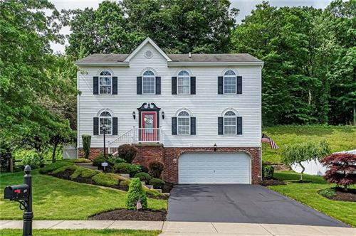 Photo of 420 Blue Ridge Drive, Moon Township, PA 15108 (MLS # 1447972)