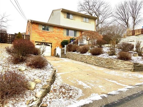 Photo of 674 Blossom Dr, Pittsburgh, PA 15236 (MLS # 1432999)