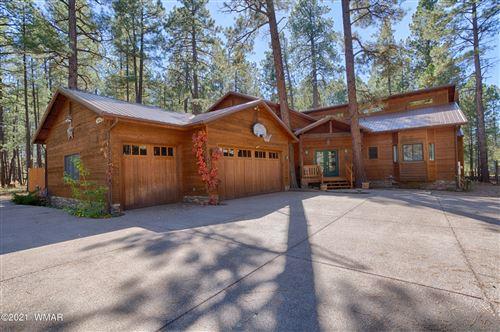Photo of 4397 Deep Forest Drive, Pinetop, AZ 85935 (MLS # 238011)