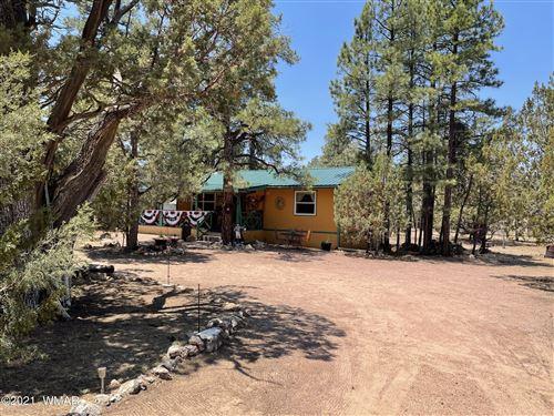 Photo of 2892 Mustang Trail, Overgaard, AZ 85933 (MLS # 236016)
