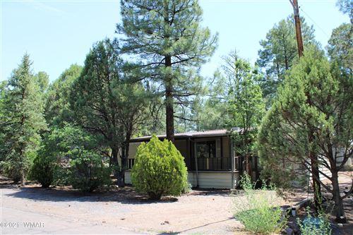 Photo of 4321 W Burke, Show Low, AZ 85901 (MLS # 236055)