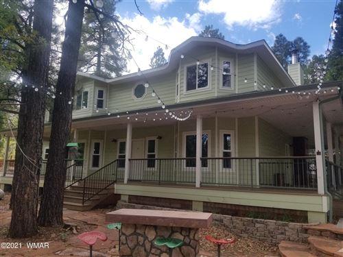 Photo of 2926 S Pinetop Mountain Lane, Pinetop, AZ 85935 (MLS # 238073)