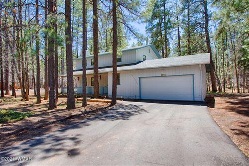 Photo of 3714 Deep Forest Drive, Pinetop, AZ 85935 (MLS # 235074)