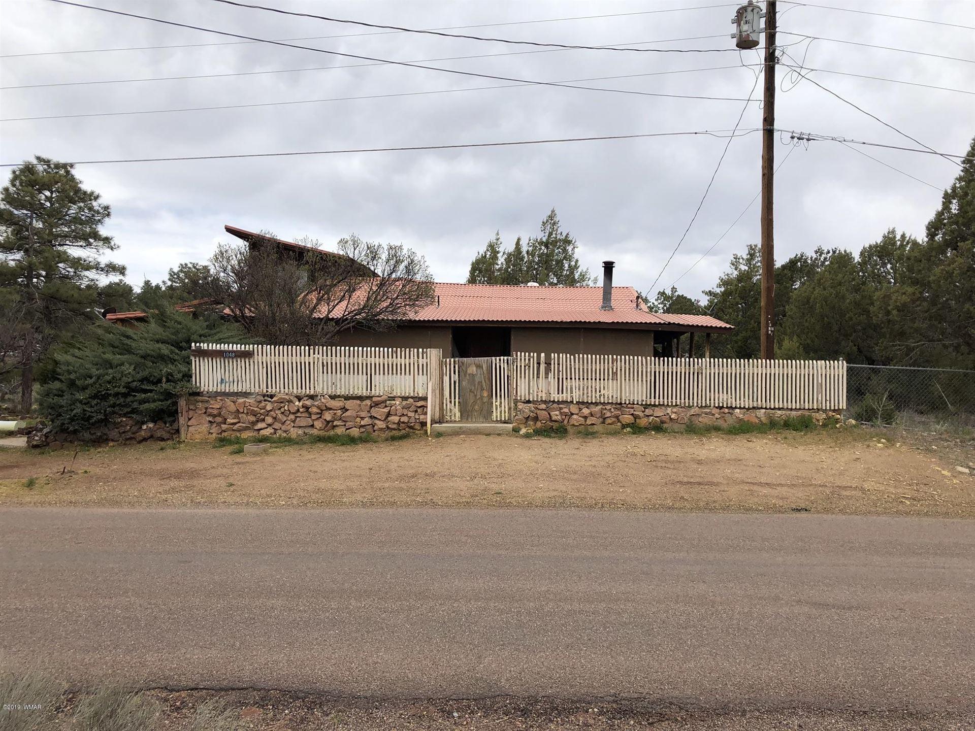 Photo for 1048 Aspen Way, Show Low, AZ 85901 (MLS # 236075)