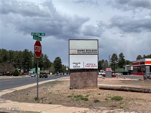 Photo of 770 E White Mountain Boulevard, Pinetop, AZ 85935 (MLS # 235107)