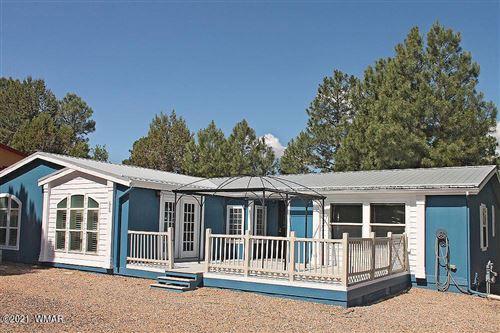 Photo of 620 S 1St Place, Show Low, AZ 85901 (MLS # 236196)