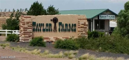 Photo of Lot 67 Taylor Farms #2, Taylor, AZ 85939 (MLS # 228213)