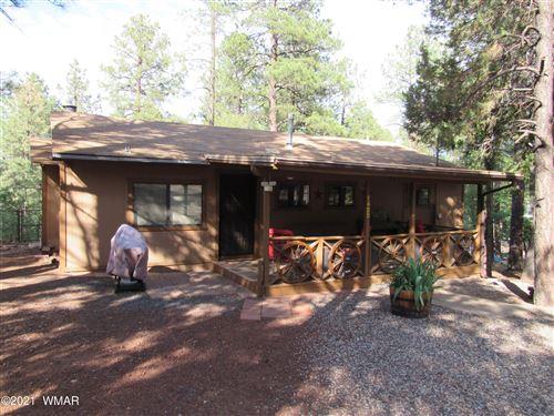 Photo of 1422 E Elk Lane, Pinetop, AZ 85935 (MLS # 236304)