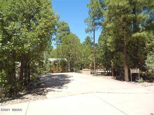 Photo of 2180 E Bulldog Lane, Show Low, AZ 85901 (MLS # 237357)