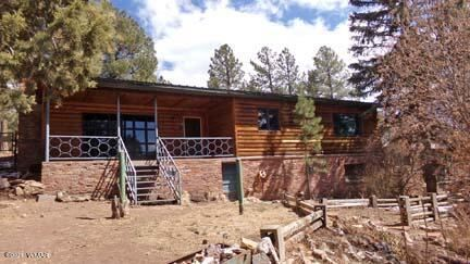 Photo of 6 COUNTY RD. N2046, Alpine, AZ 85920 (MLS # 234439)